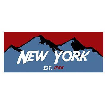 New York Mountains by AdventureFinder
