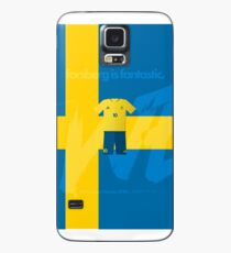 World Cup 2018 Forsberg is Fantastic - Sweden Case/Skin for Samsung Galaxy
