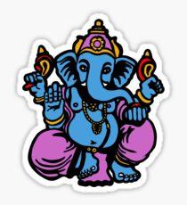 ganesh ganesha indian god Sticker