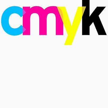 c m y k by thief