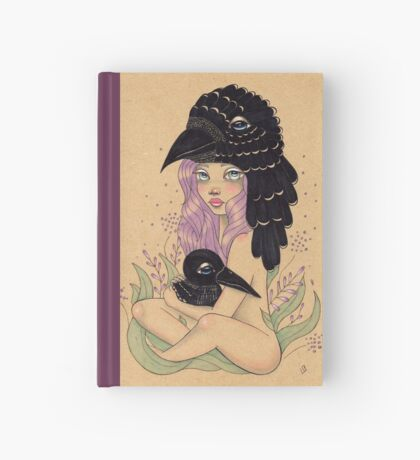 Thought and Memory Hardcover Journal