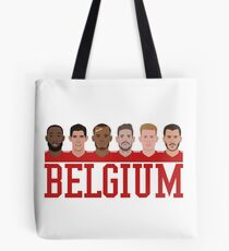 Belgium Team Tote Bag