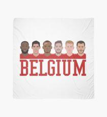 Belgium Team Scarf