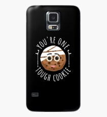 Funny You're One Tough Cookie Shirt Get Well Soon Gift Kids Case/Skin for Samsung Galaxy