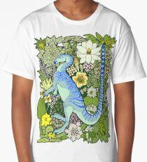 Flower Dance Long T-Shirt