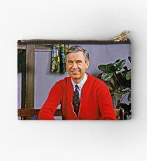 Mr Rogers Memes Zipper Pouches | Redbubble