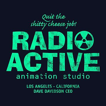 Radioactive Animation Studio by Steven82