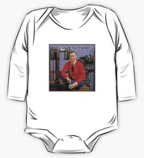 Won't you be my neighbor - Mr Rogers One Piece - Long Sleeve