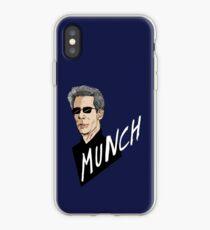 """Munch"" iPhone Case"