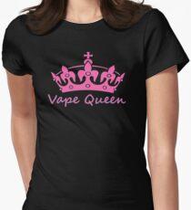 Vape Queen Women's Fitted T-Shirt