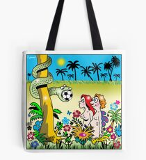 snakeball Tote Bag