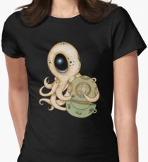 Under the Sea Women's Fitted T-Shirt