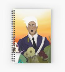 Cop Abbacchio Spiral Notebook