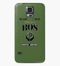 B.O.S. Case/Skin for Samsung Galaxy