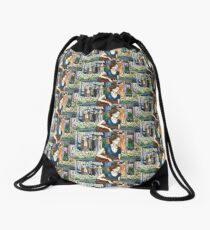 The Walk  Drawstring Bag