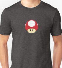 Super Mario - Super Mushroom Unisex T-Shirt