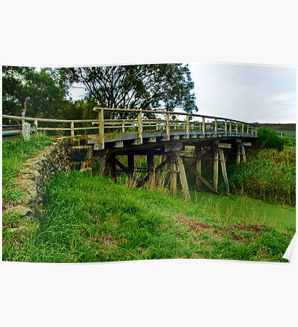Lowndes Bridge Poster