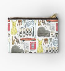 La La Land Illustration Jazz Saxophone Music Musical  Zipper Pouch