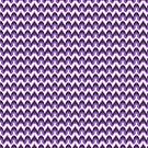 Shine - Pink/Purple Geometric Print by James Headrick