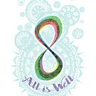 Infinity - All is Well by AngelasDesigns