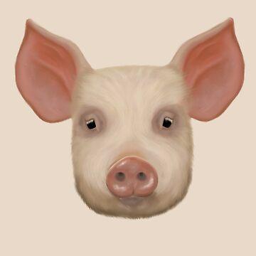 Piggle by Morrolane