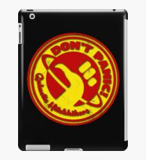 Galactic Hitchhikers 2K15 iPad Case/Skin