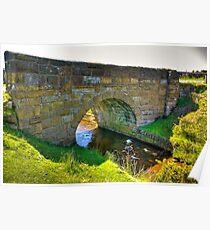 Sleddale Beck  - Commondale, North Yorks Moors Poster