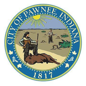 Pawnee, Indiana by OhioApparel