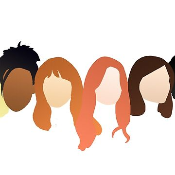 Doctor Who Companions by GraceFranke