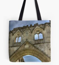 Kirkham Abbey   -  North Yorkshire Tote Bag