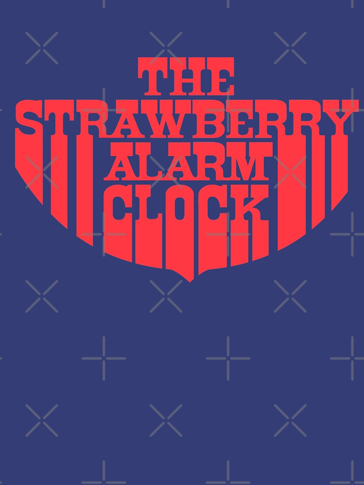The Strawberry Alarm Clock Shirt by RatRock