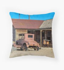 Only Ghosts Live Here Now Throw Pillow