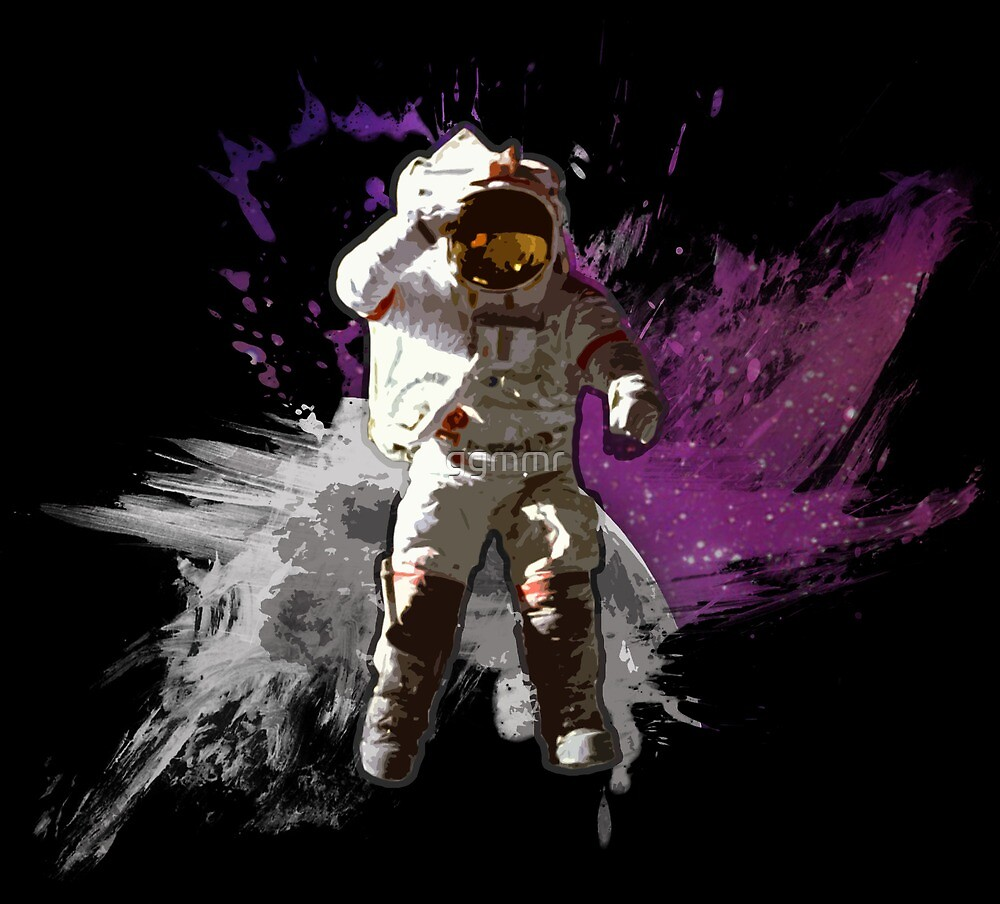 Spaceman Stan by ggmmr