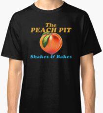 PEACH PIT - SHAKES & BAKES Classic T-Shirt