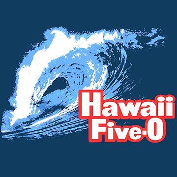 Classic Hawaii Five-O Shirt by TV-Eye-On-Me