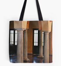 Pillars Tote Bag