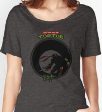 This is not a Turtle (Ceci n'est pas une Tortue) - Raph Women's Relaxed Fit T-Shirt