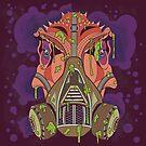 Graffiti Rex  by Alan Funk