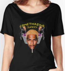 Camiseta ancha para mujer COMETHAZINE