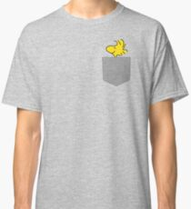 Woodstock in Pocket Sleeve  Classic T-Shirt
