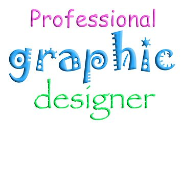 Professional Graphic Designer by evilkidart