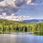 Lake Arrowhead And Skyline Drive by James Brotherton