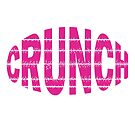 "Crunch Logo - Donna's band from ""Oh Hell, Donna!"" by Team Manticore"