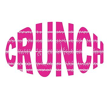 """Crunch Logo - Donna's band from """"Oh Hell, Donna!"""" by RowynGolde"""