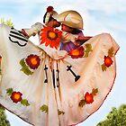 Cinco de Mayo Celebration Dancers  by Heather Friedman
