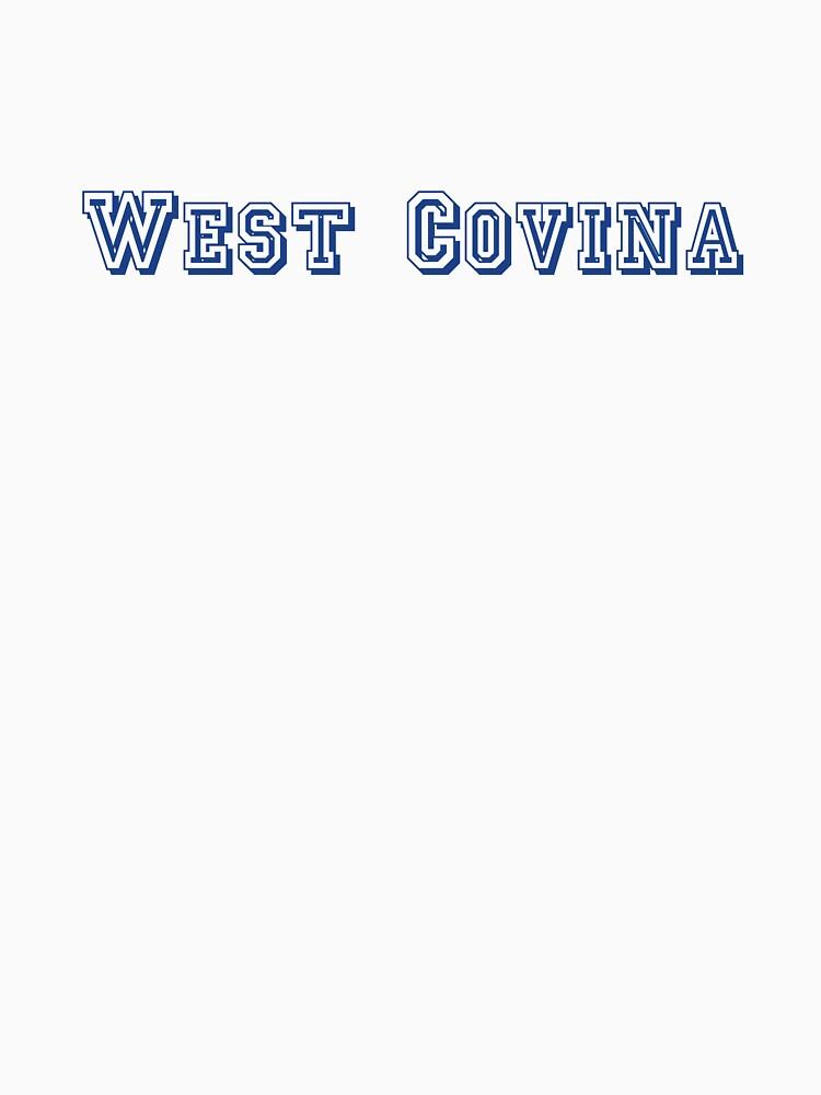 West Covina von CreativeTs