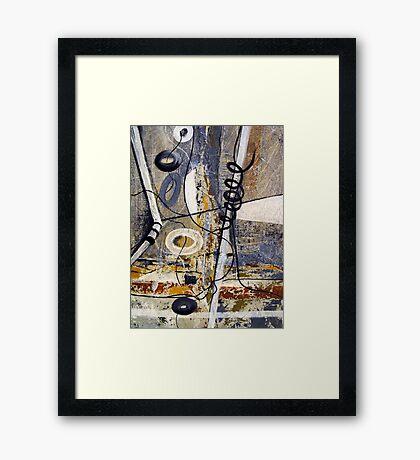 Sailing Anyone Framed Print