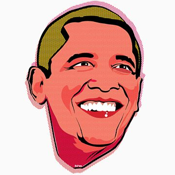 Obama pink by thesaint1976