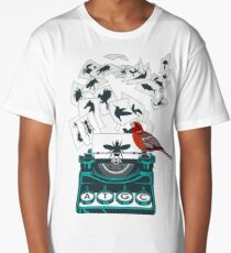 Alphabet of Life Long T-Shirt