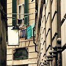 Italian Laundomat by waddleudo